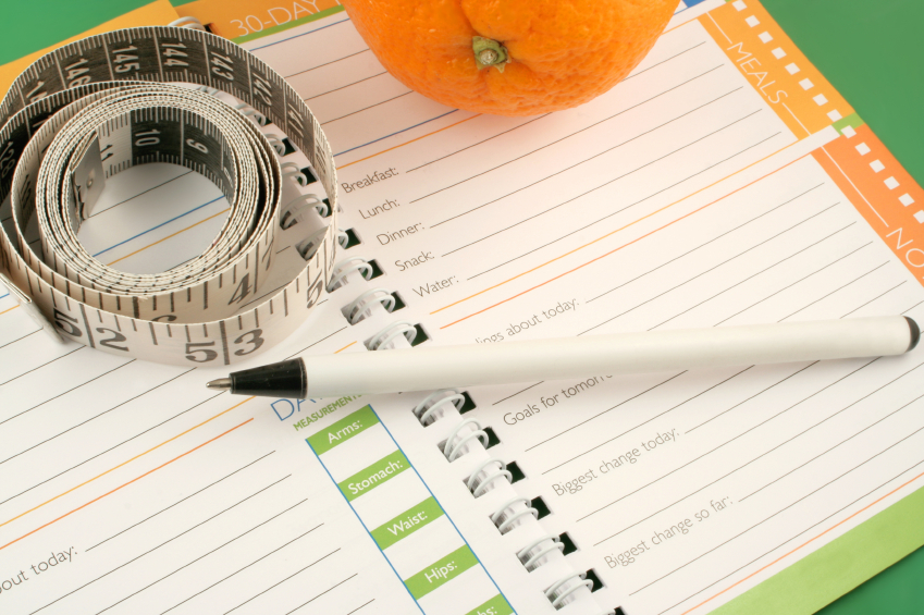 Keeping a food journal is often step #1 to taking control of your diet.