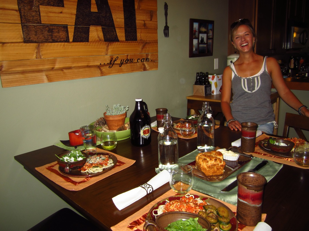Cooking and eating local is FUN!