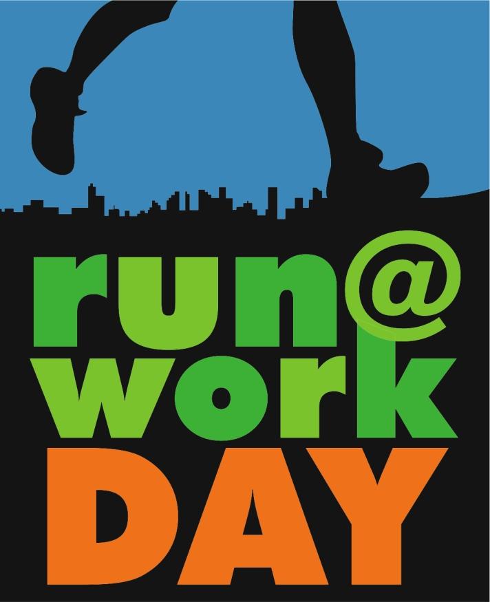 Run at work logo