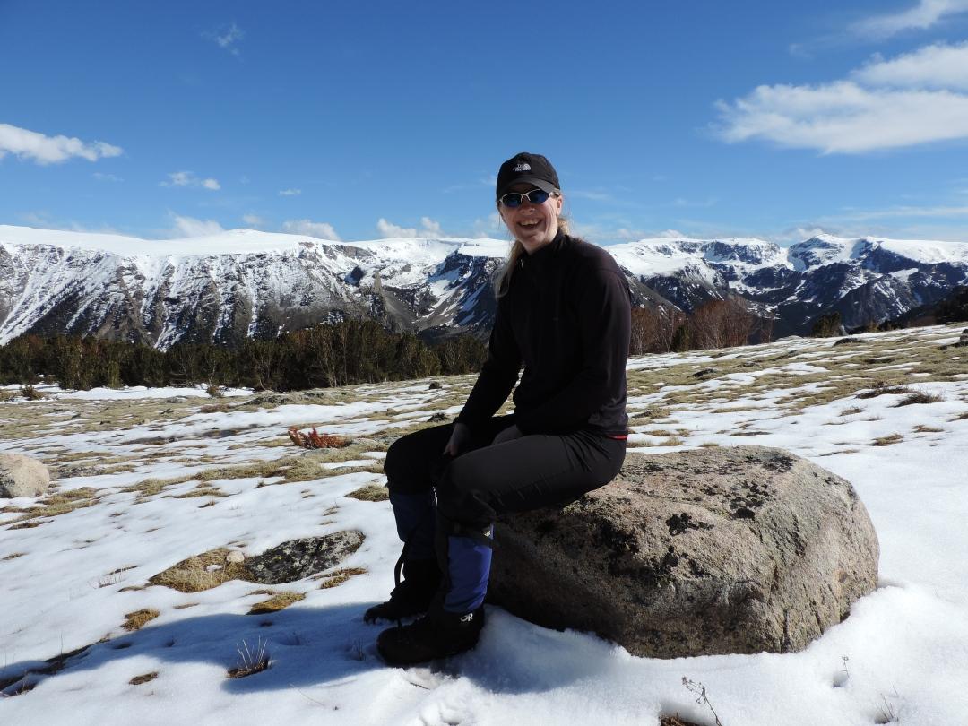 Beartooth Mountains MontanaLisa Axel POY