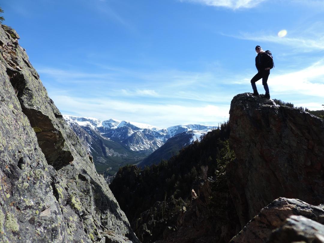 Beartooth Mountains Lisa Axel POY