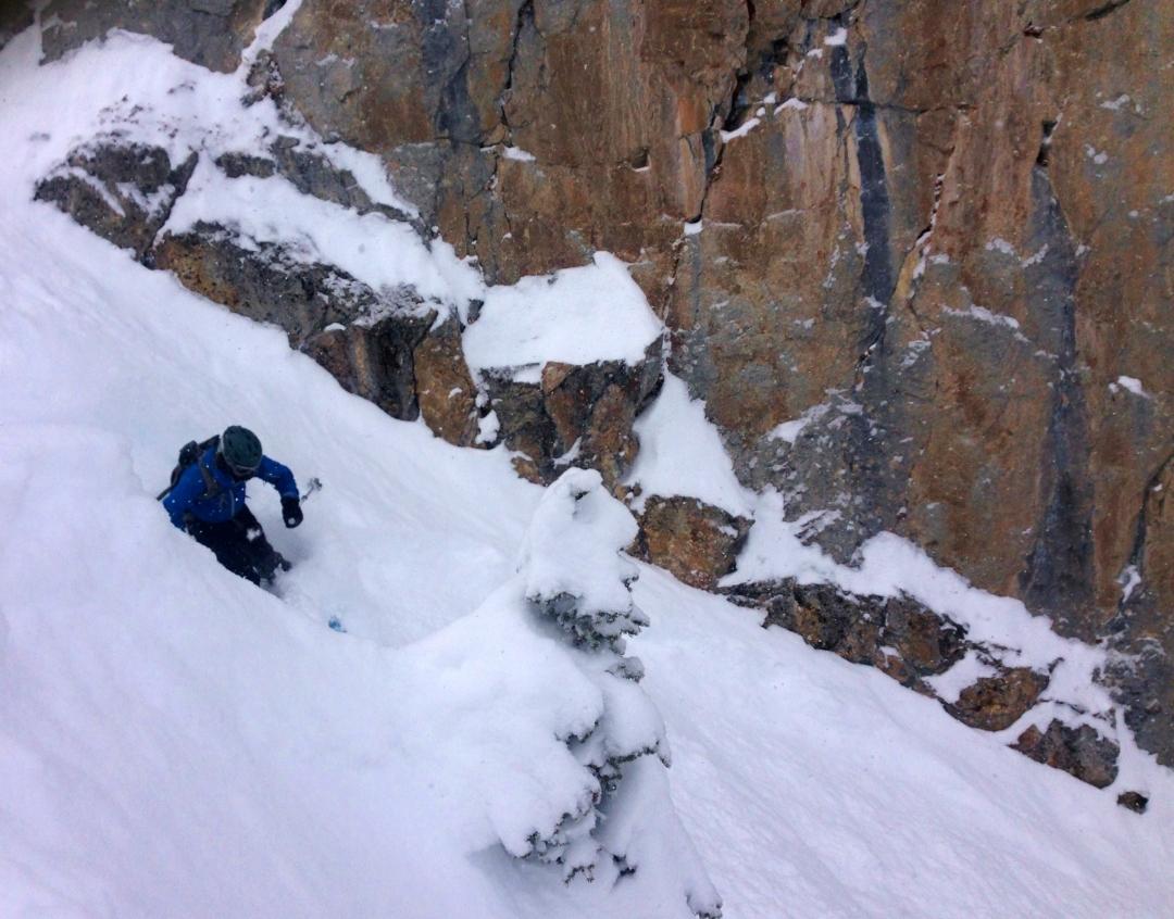 ridge hike 1 abbey feb 14