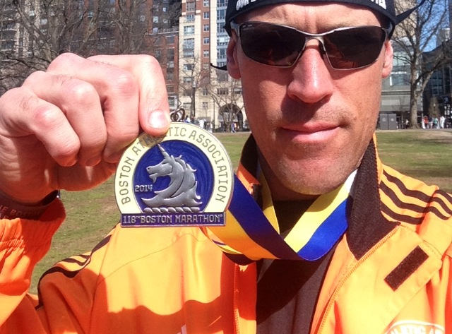 boston medal