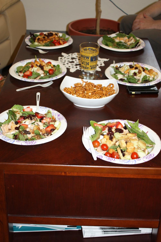 dean's office lunch